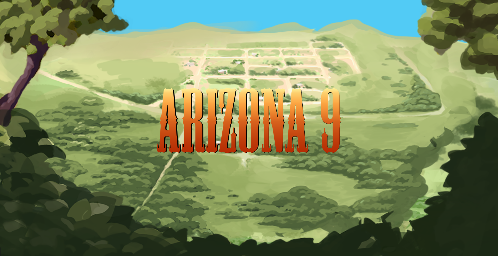 Arizona 9 Title Screen